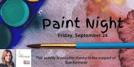 Paint Night tickets