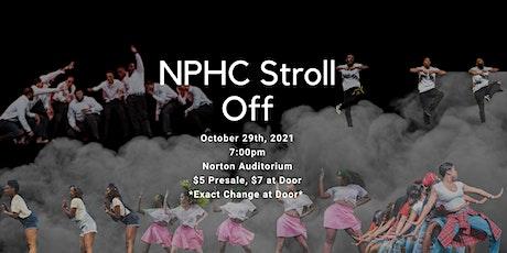 5th Annual NPHC Stroll Off tickets
