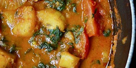 Vegan Nigerian BHM Cook-Along tickets