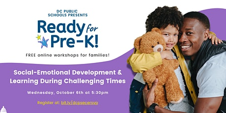 Social Emotional Development & Learning During Challenging Times tickets