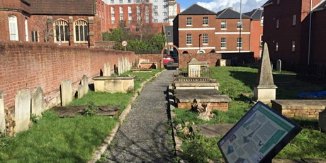 Walking with Cameras around the Exeter  Dissenters Graveyard tickets