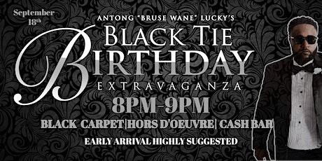 "ANTONG  ""BRUSE WANE"" LUCKY'S BLACK TIE AFFAIR tickets"