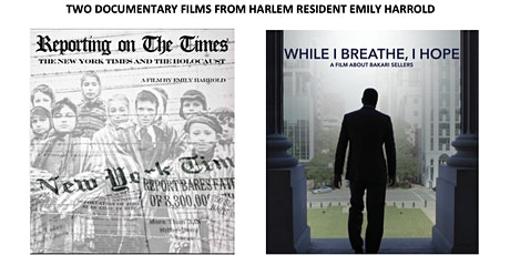 Reporting on The Times + While I Breathe, I Hope Screening tickets