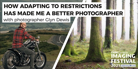 How adapting to restrictions has made me a BETTER Photographer tickets