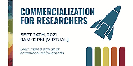 Commercialization for Researchers tickets
