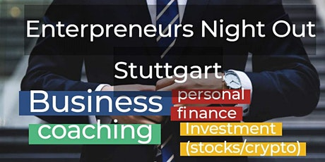 Enterpreneurs Night Out| California Bounge Tickets