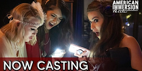 Auditions for The Murder Mystery Co in Nashville tickets