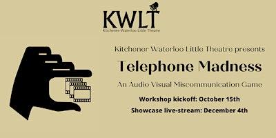 Telephone Madness: An Audio Visual Miscommunication Game