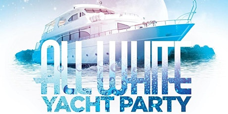 Columbus DAY WEEKEND ALL WHITE ATTIRE YACHT PARTY NEW YORK CITY tickets