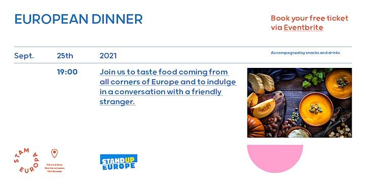 European Dinner image