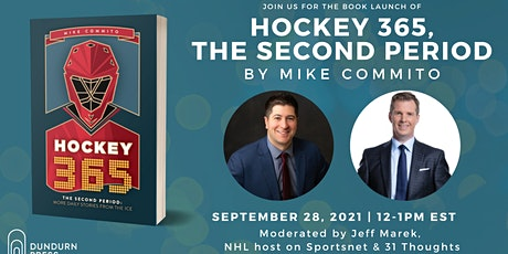 Hockey 365, The Second Period launch tickets