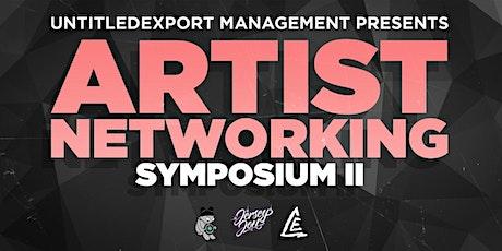 Artist Networking Symposium II tickets