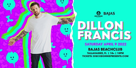 Dillon Francis | Tallahassee, FL tickets