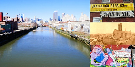 Exploring Gowanus: Notorious Canal of Industry to Artist Haven tickets