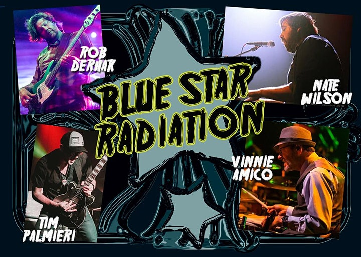 Blue Star Radiation (feat. members of Moe., Lotus + more) Live @ Oxbow image