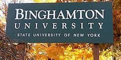 Binghamton University  Visits Newsome High School tickets