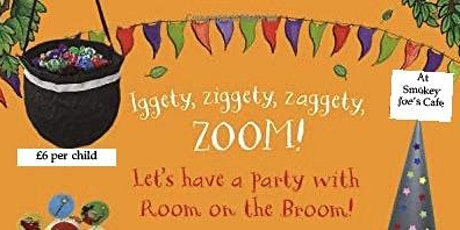 Room On The Broom Halloween Adventure Party tickets