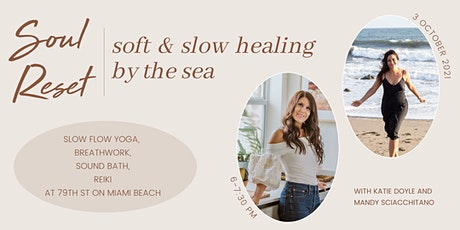 Soul Reset: A Soft & Slow Healing By the Sea tickets