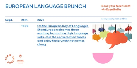 European Languages Brunch tickets