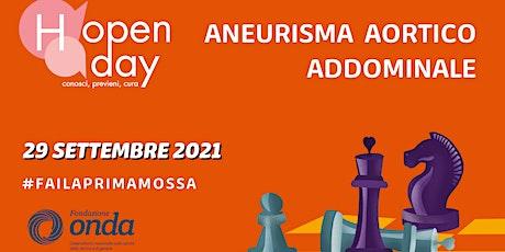 H-Open Day Aneurisma Aortico Addominale - Biella biglietti