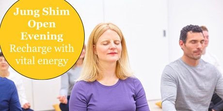 Health and Wellness Open Evening | Recharge with vital energy - Free event tickets