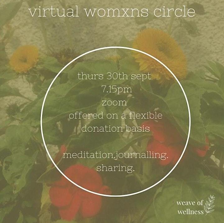 Circle Gathering image