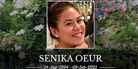 Visitation - The Late Ms. Senika Saya Oeur tickets