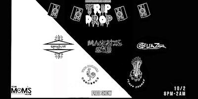 FREE Local ThrowDown feat. TRIP DROP | Majestic Mud | SWaZ | Spajra | Tempo