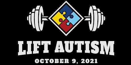 Lift Autism 2021 tickets