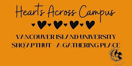 Hearts Across Campus tickets