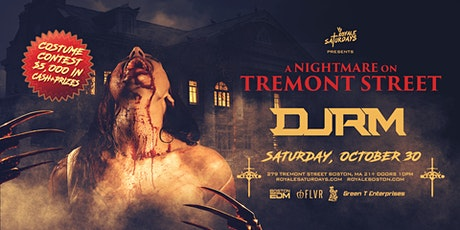 Halloween: A Nightmare on Tremont St. tickets