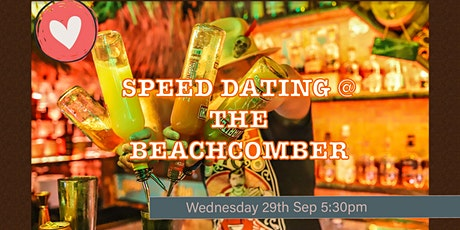 Speed Dating @ The Beachcomber tickets