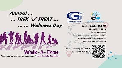 Annual TREK 'n' TREAT  Wellness Day tickets