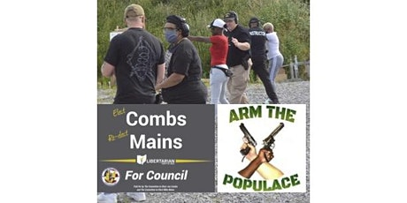 WOMEN ONLY CCW Class Sponsored by Joe Combs and Mike Mains tickets