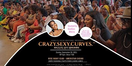 Crazy.Sexy.Curves.™ BIGGER - Live Look Book tickets