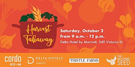 The Mustard Seed Kamloops Inaugural Harvest TakeAway tickets