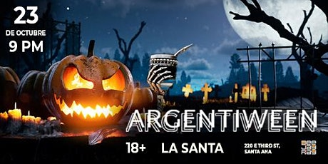 ArgentiWeen! tickets