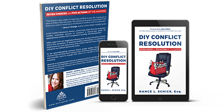 Virtual Book Signing - DIY Conflict Resolution tickets