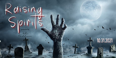"Halloween at the Addison presents ""Raising Spirits"" tickets"
