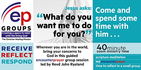 Encounter Prayer Session tickets
