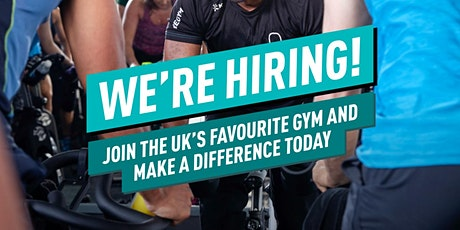 Personal Trainer / Fitness Coach Hiring Open Day - Coventry & Nuneaton tickets