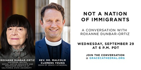 Grace Forum Online with Roxanne Dunbar-Ortiz: Not A Nation of Immigrants tickets