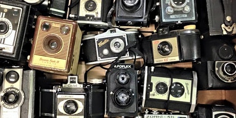 100 year old camera photowalk and darkroom session tickets
