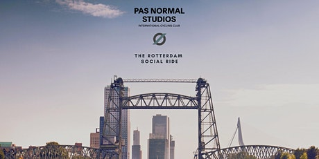 BBCC X PAS NORMAL STUDIOS | The Rotterdam Social Ride tickets