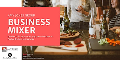Local Business Mixer tickets