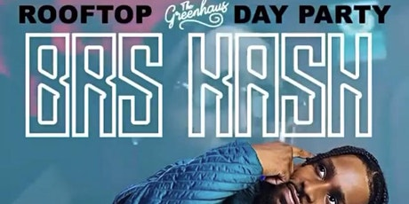 @BRSKASH HOST #1 SUNDAY ROOFTOP DAY PARTY IN ATLANTA tickets