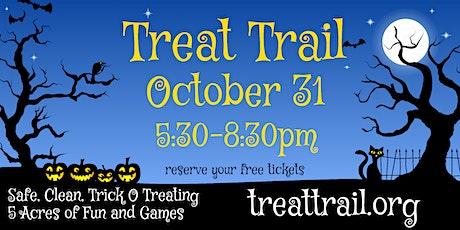 Treat Trail 2021 tickets