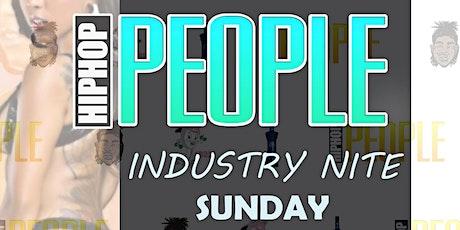 Industry Nite Sundays tickets