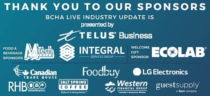 BCHA Live Industry Update | Nanaimo image