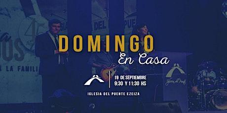 CULTO GENERAL DE DOMINGO 9:30 HS. entradas